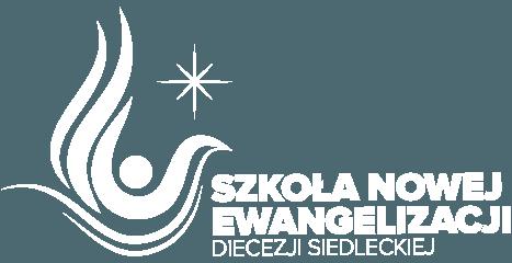 SZKOŁA NOWEJ EWANGELIZACJI DIECEZJI SIEDLECKIEJ Retina Logo